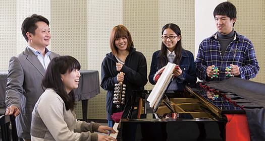 ビジネス・音楽療法コースイメージ