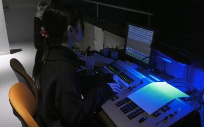 音響・照明実習イメージ