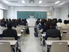 入学式・食物栄養専攻オリエンテーションが行われました