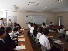 経営情報学部で「企業見学会」を実施します