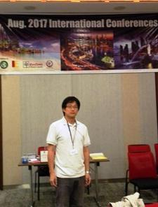 メディア情報学科 細川康輝准教授が「Session Best Paper」を受賞しました