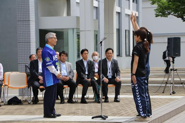 平成29年度「全学球技大会」を開催しました