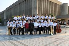 吹奏楽部が「第65回全日本吹奏楽コンクール四国支部大会」で金賞を受賞しました
