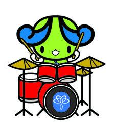 NHK徳島「とく6徳島」に軽音楽部・バンド部・音楽科が出演します