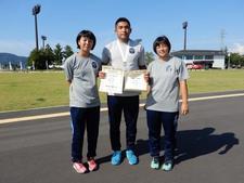 陸上競技部の学生が日本学生選手権大会で入賞しました