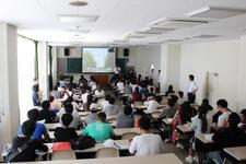 平成29年度外国人留学生対象四国大学見学ツアーを開催しました