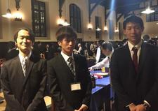 経営情報学科の学生が笹川スポーツ財団主催「Sports Policy for Japan」に参加しました