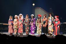 「ほう楽★ガールズ徳島」がコンサートを行いました