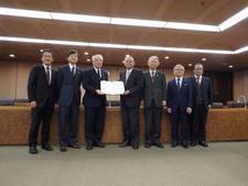 徳島県内6大学および徳島県選挙管理委員会による選挙啓発の連携協力に関する協定を締結しました
