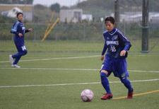女子サッカー部 桑原選手が大学女子サッカー地域対抗戦2018学連選抜(Bチーム)に選ばれました