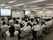 「徳島県高校生ビジネスアイデアコンテスト」の事前講習会を開催します