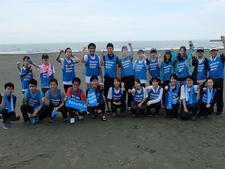 四国大学ゴールデンZクラブが清掃ボランティアに参加しました