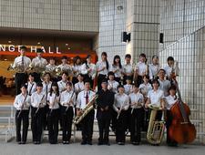 吹奏楽部が「第66回全日本吹奏楽コンクール四国支部大会」で金賞を受賞しました