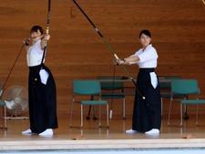 弓道部の学生が「第73回国民体育大会」の出場権を獲得しました