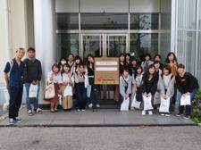 フジッコ株式会社へ研修旅行に行きました