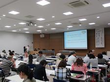 「日本語教育学会2018年度支部活動(四国支部)」が開催されました