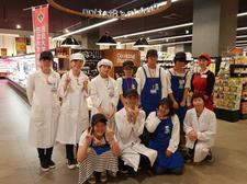 四国大学クッキングクラブがイオンスタイル徳島でエシカルメニュー試食会を実施しました