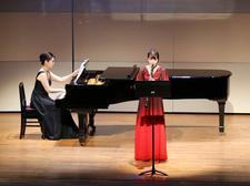 「短期大学部音楽科 第51回定期演奏会」を開催しました