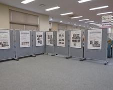地域連携活動報告のパネル展示を開催します
