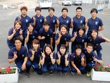 陸上競技部が「第40回中四国私立大学対校陸上競技選手権大会」女子4×100mリレーで優勝しました