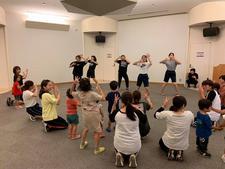 幼児教育保育科主催イベント「四国大生と踊ろう!あそぼう」を開催しました