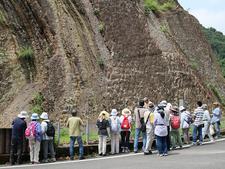 新あわ学コース 体験「徳島の地質と文化財2019」を実施しました
