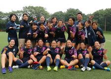女子7人制ラグビー部が国内最高峰「太陽生命ウィメンズセブンズシリーズ」への昇格を果たしました