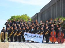 吹奏楽部が「第67回全日本吹奏楽コンクール徳島県大会」で金賞を受賞しました