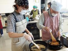 新あわ学コース 体験「阿波のそば文化~そば米~」を実施しました