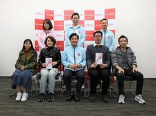 ビジネス・コミュニケーション科の留学生が「シティ・ハウジング四国大学外国人留学生奨学金」を授与されました