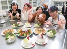 徳島市受託事業「若い世代対象の料理教室」を実施しました