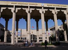 ビシケク国立大学(キルギス共和国)と学術交流協定を締結しました