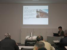 ~美来創生みま学講座~「うだつの町並みと舞中島-脇町の建物外観調査-」を実地しました