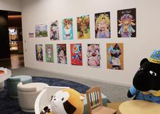 【終了しました】あわぎんイオンプラザにて人間生活科学科デザインコースの作品を展示しています