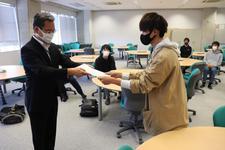 メディア情報学科の学生が「情報発信ウオッチャー」に認定されました