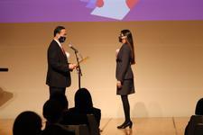 メディア情報学科と生活科学科の学生が第10回『ICT(愛して)とくしま大賞』で賞を受賞しました