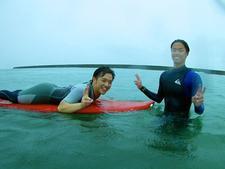 【終了しました】国際文化学科2年生の上山・キアヌ・久里朱さんがサーフィン国内プロツアーの初戦に参戦します