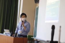 国際文化学科にて株式会社 エアトラベル徳島のスタッフによる授業が行われました