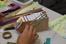 本学の学生がプラット・アート・プロジェクトの「オンラインワークショップ」に参加しました