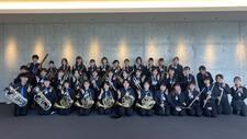 吹奏楽部が「第69回全日本吹奏楽コンクール四国支部大会」で金賞を受賞し、全国大会に5年連続で出場します