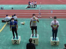 陸上競技部幸長慎一選手(大学院2)が「第90回日本学生陸上競技対校選手権大会(全日本インカレ)」男子円盤投で優勝、木村美海選手(メディア3)が女子走幅跳で第3位に入賞しました